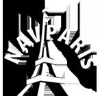 Voiture avec chauffeur Paris – NavParis Logo